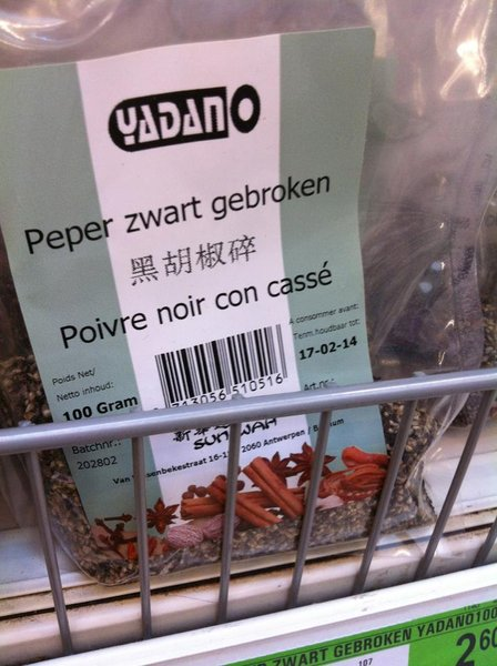 funny sign translation